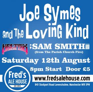 Joe Symes and The Loving Kind poster